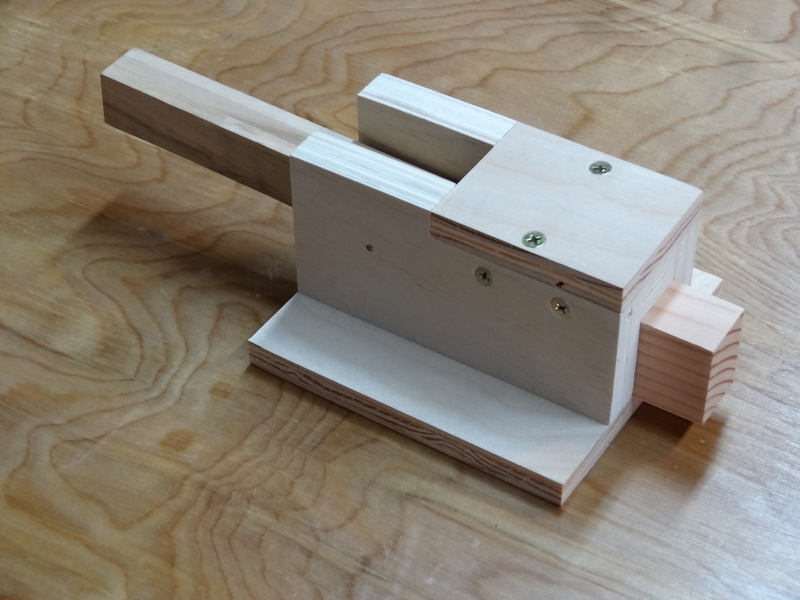 homemade pocket hole jig plans