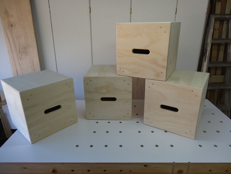 Rehearsal Cubes – Trevor's Workshop