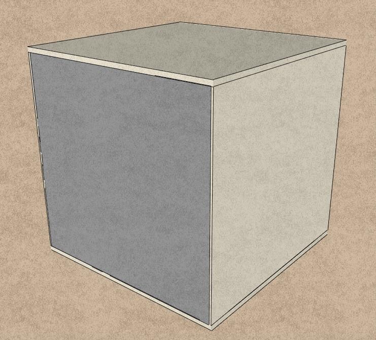 rehearsal cube